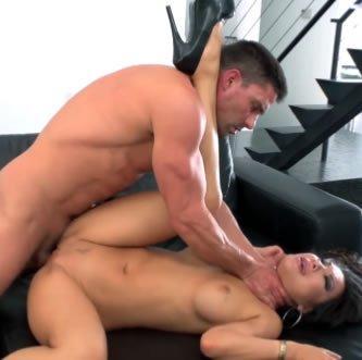Análszex HD pornó – Asa Akira