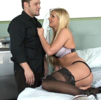 Bátorító szex a kórházban