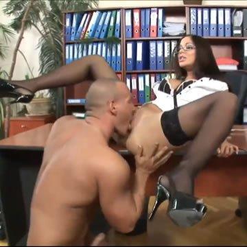 Angelica Heart - szex az irodában
